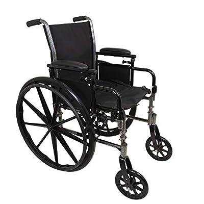 "ProBasics Probasics Standard Wheelchair - 16"" x 16"" seat"