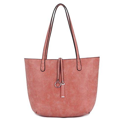Grab Designer for Bag Dumpling Pink Tote Women Shoulder Purse Casual Handbags Bags Chic Shaped Messenger LS qaSptp