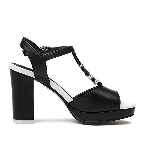 High Sandals Waterproof Match All The 10Cm Summer Shoes Shoes In New Work Workplace Sandals White KPHY Heels wqBzZfn