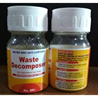Green wood Waste decomposer NCOF for Organic Farming | Compost Maker | Organic peasticides insecticides and fungicides for All Plants, Crops