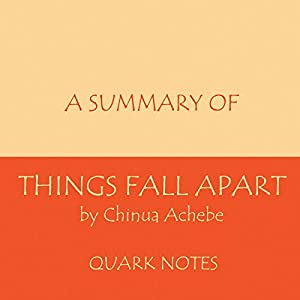 why chinua achebes book is entitled things fall apart Things fall apart is a novel written by nigerian author chinua achebe published  in 1959, its  a radio drama called okonkwo was made of the novel in april  1961 by the nigerian broadcasting corporation it featured wole soyinka in a.