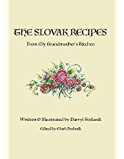 The Slovak Recipes from My Grandmother's Kitchen