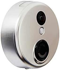 SkyBell HD Silver WiFi Video Doorbell