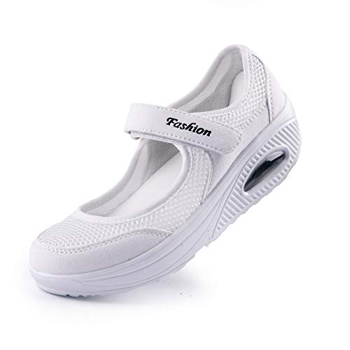 Accessories 2019 Summer Hospital Medical Shoes Nurse Doctors Non-slip Wedge Shoes Pregnant Woman Shoes Breathable Surgery Elderly Mom Shoes Modern Techniques
