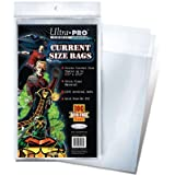 Ultra Pro Ultra-pro Comic Bags (bag Of 100) Current (modern) Size
