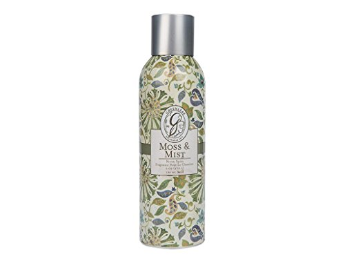 GREENLEAF Room Spray Moss & Mist (Home Fragrance Green Leaf)