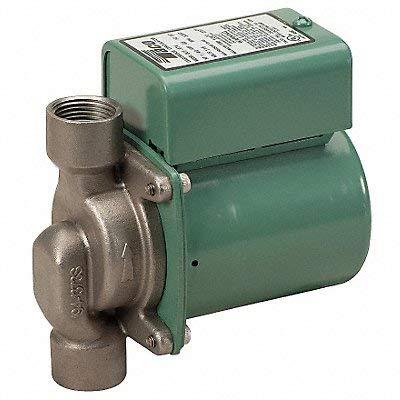 Hot Water Circulator Pump, SS, 1/40 HP