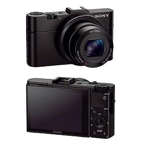 Sony DSC-RX100M III Cyber-shot Digital Still Camera (Gold Bundle) by Sony