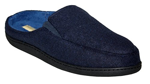 Coolers - Mules hombre azul marino