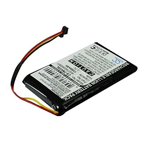 New 1100mAh Li-ion Extended Battery TomTom One N14644 USA SELLER SHIPPING for cheap