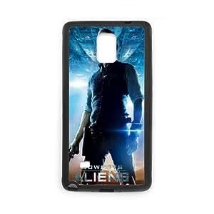 Aliens Samsung Galaxy Note 4 Cell Phone Case BlackR555666