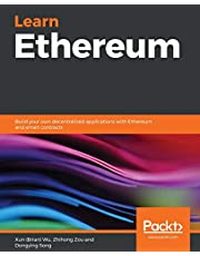 Learn Ethereum: Build your own decentralized applications with Ethereum and smart contracts