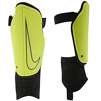 Nike Charge Junior Shin Guards (Volt Black 2463493a1ede