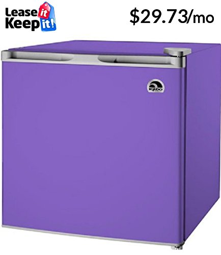 Beverage Refrigirator Stylish Purple Igloo