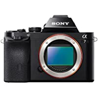 Sony a7 Full-Frame Mirrorless Digital Camera - Body Only