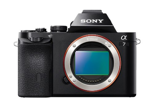 027242874794 - Sony a7 Full-Frame Mirrorless Digital Camera - Body Only carousel main 0