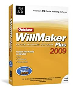 Quicken WillMaker Plus 2009