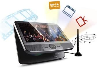 Energy Sistem Mobile DV9 TV - Reproductor DVD portátil (LCD 9
