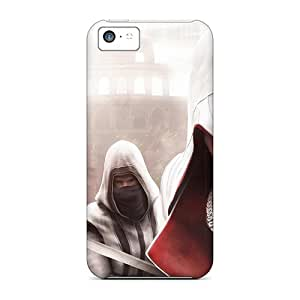 Hot Assassins Creed 6217 First Grade Tpu Phone Cases For Iphone 5c Cases Covers