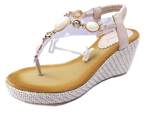 MYTANG Womens Middle Summer Sandals product image