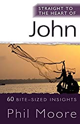 Straight to the Heart of John: 60 Bite-Sized Insights (The Straight to the Heart Series)
