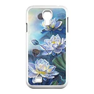 Lotus ZLB818810 Customized Phone Case for SamSung Galaxy S4 I9500, SamSung Galaxy S4 I9500 Case