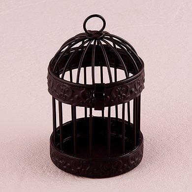 Miniature Classic Round Decorative Birdcages by Weddingstar Inc.