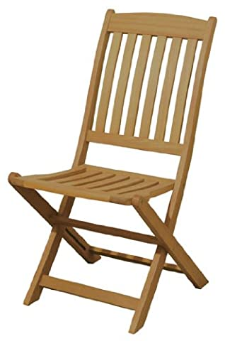 Arboria 880.3403 Spontaneity Folding Chair, 2-Pack - Classic Collection Adirondack Deck Chair