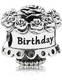 Women's 791289 Happy Birthday Charm