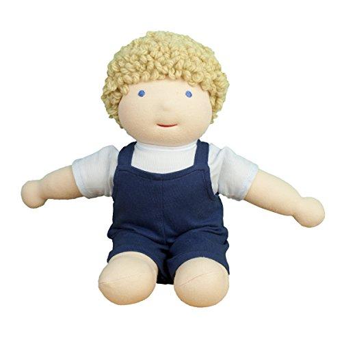 Blonde Waldorf Doll - 'Charlie' Camden Doll, 11
