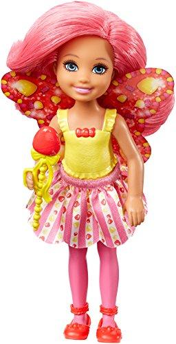 Barbie Dreamtopia Small Fairy Doll Gumdrop Theme Doll