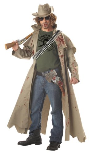 Halloween Costumes Zombie Hunter (California Costumes Men's Zombie Hunter)