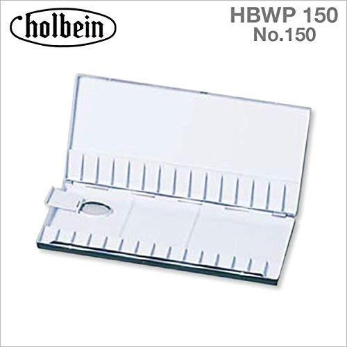Holbein Aluminum Palette for Watercolor #150 by Holbein (Image #2)