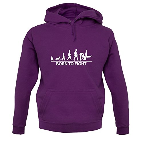 Dressdown Fight 12 Pull Born Judo Violet To Unisex Couleur rgqrEaw