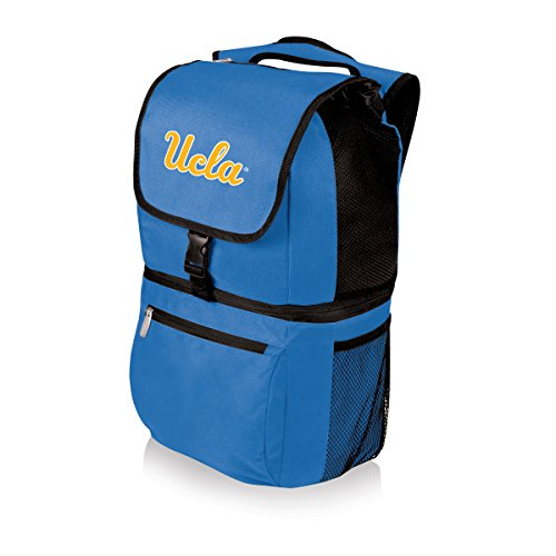 NCAA UCLA Bruins Zuma Insulated Cooler Backpack, Blue
