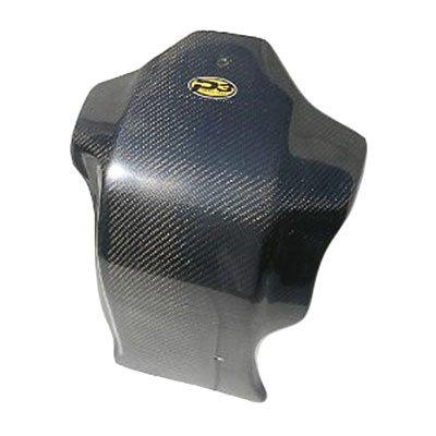 P3 Carbon Skid Plate Black for KTM 450 SX-F 2012-2015
