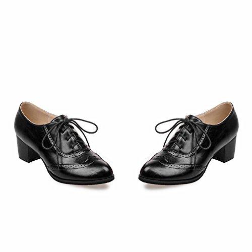 Zapatos 4 para Set DoraTasia Vestir Negro 8 Tintas Mujer de 1 aSdwC
