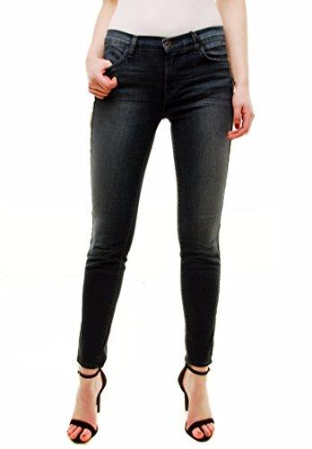 J Brand Mujer Kacie Wicked Flaco Jeans Azul