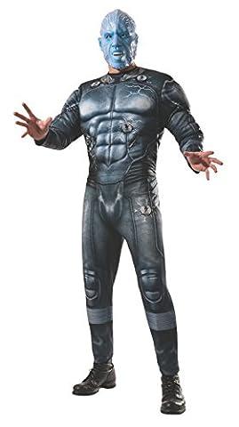 Costumes Electro Costumes Spider Man - Rubie's Costume Men's Marvel Universe, The Amazing