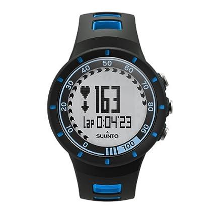 Suunto Quest Blue - Reloj deportivo (Dot-matrix, 42,7 x 42