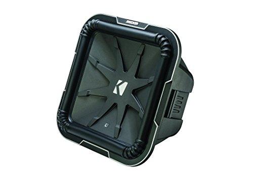 Kicker L715 Q-Class 15-Inch (38cm) Square Subwoofer, Dual Voice Coil - Kicker Speakers L7