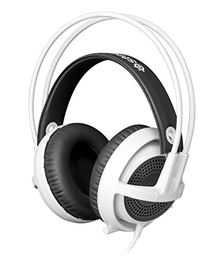 SteelSeries Siberia v3 Comfortable Gaming Headset – White