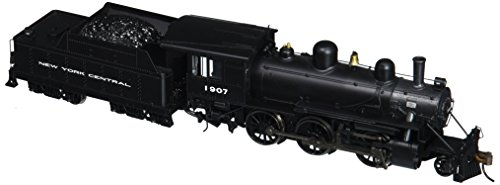 Bachmann Industries Alco 2-6-0 DCC Ready Locomotive - New York Central #1907 - (1:87 HO Scale) -  Bachmann Industries Inc., 51708