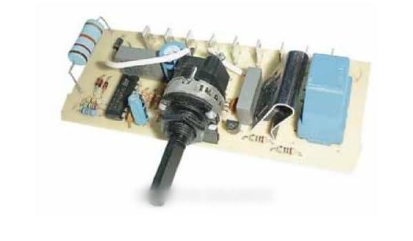 Thermor – Variador Motor campana 79421782 para campana Thermor: Amazon.es: Hogar