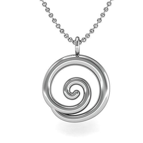 Spiral Life Pendant - 5
