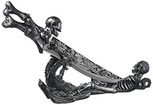 Dragon Crest 14268 Dragon Reaper Dagger, Multicolor
