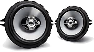 Kenwood Electronics KFC-E1364C - Altavoces para coche (3-way, 91 Db, 150 W, 129 mm, 51 mm, 129 mm)