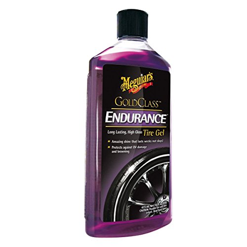 Meguiar's G7516 Endurance Tire Gel - 16 oz. (2 Pack) (Endurance Tire)