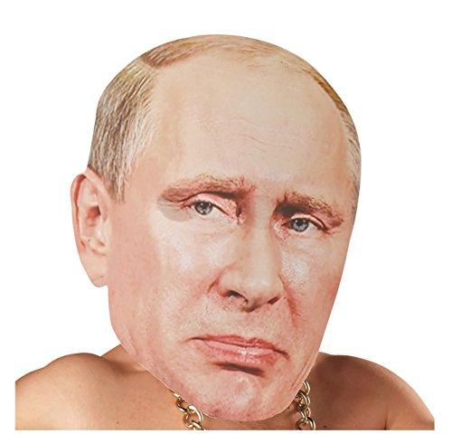 Bobble Hedz Russian President Vladimir Putin Mask -