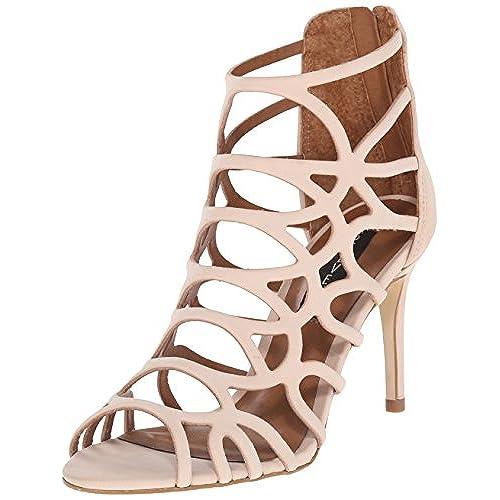 07e3efe8db9 STEVEN by Steve Madden Women's Tana Dress Sandal 80%OFF ...